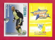 Blackburn Rovers Brad Friedel USA (SO07)